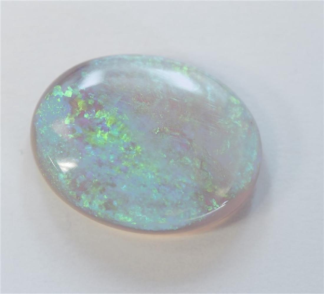 7.84ct Oval Shape Opal