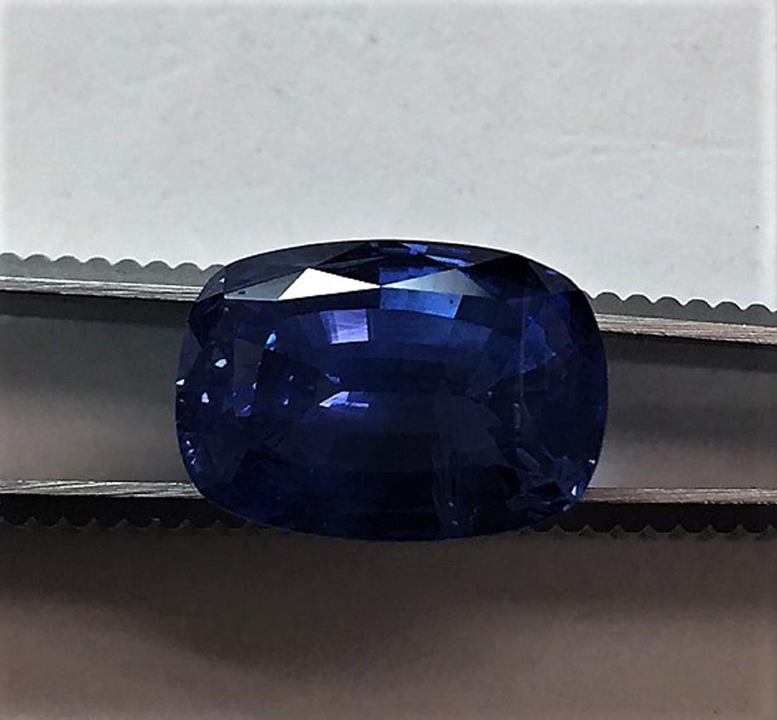 GIA 10.04ct No Heat Ceylon Sapphire