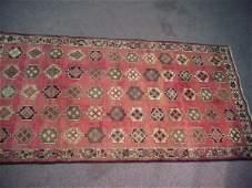 6: 4'10 x 9'4 Antique Persian Rug