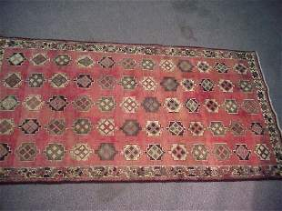 4'10 x 9'4 Antique Persian Rug