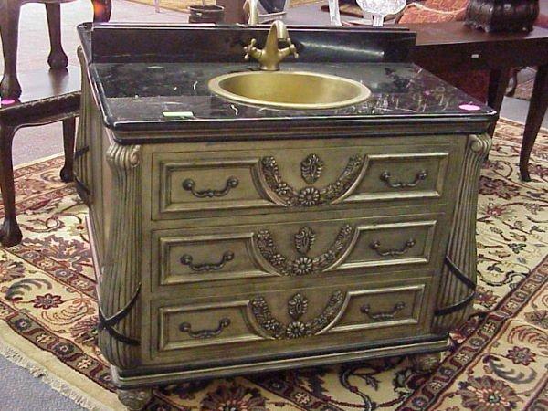 308: MT Sink Vanity