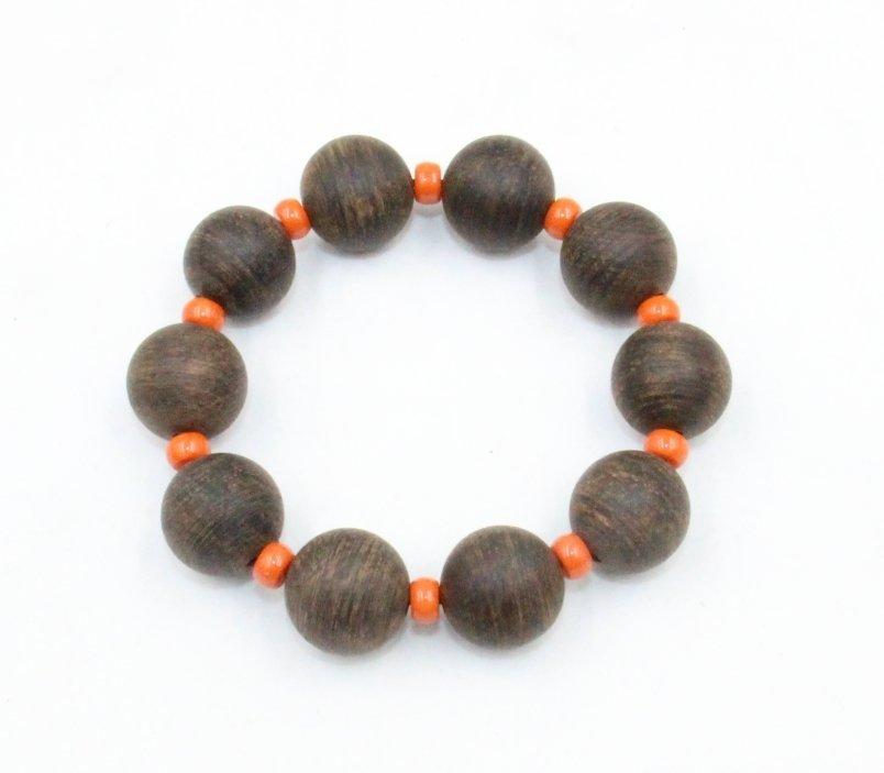 Chinese Chenxiang Bracelet - 3