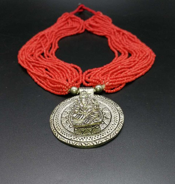 Chinese Coral Necklace - 5