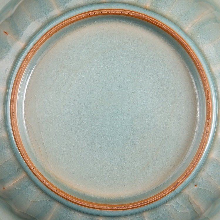 Chinese Song Longquan Kilt Plate - 5