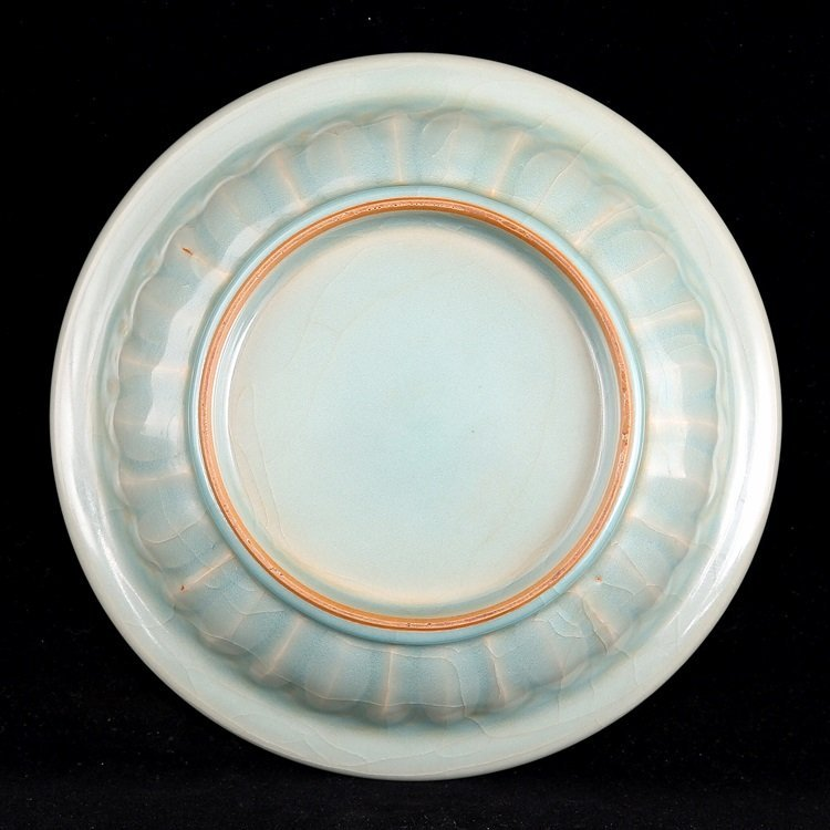 Chinese Song Longquan Kilt Plate - 7