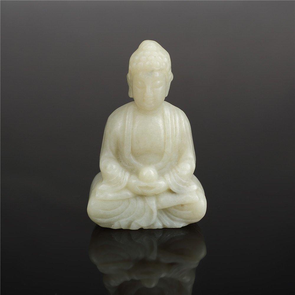 Chinese  Ancient Jade  Statue Buddha
