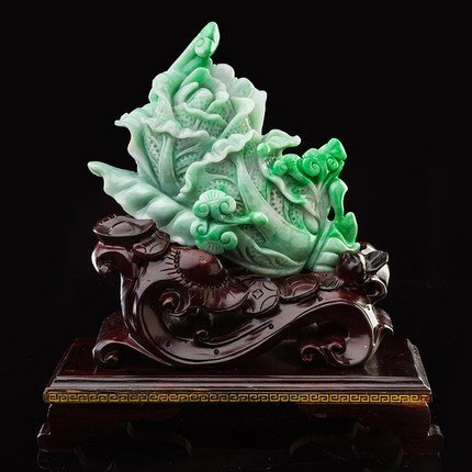 Chinese Natural Jadeite cabbage