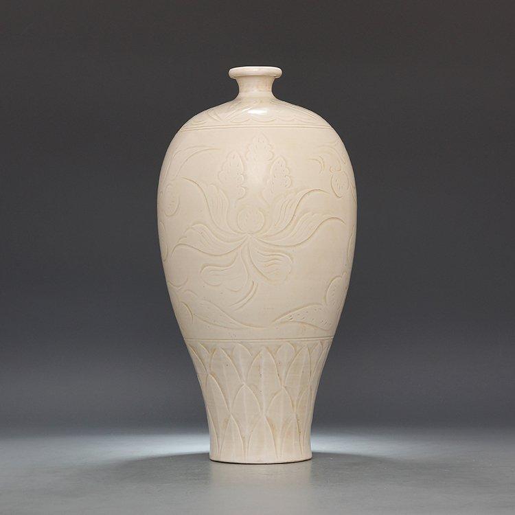 Chinese Ding Kiln Porcelain Vase