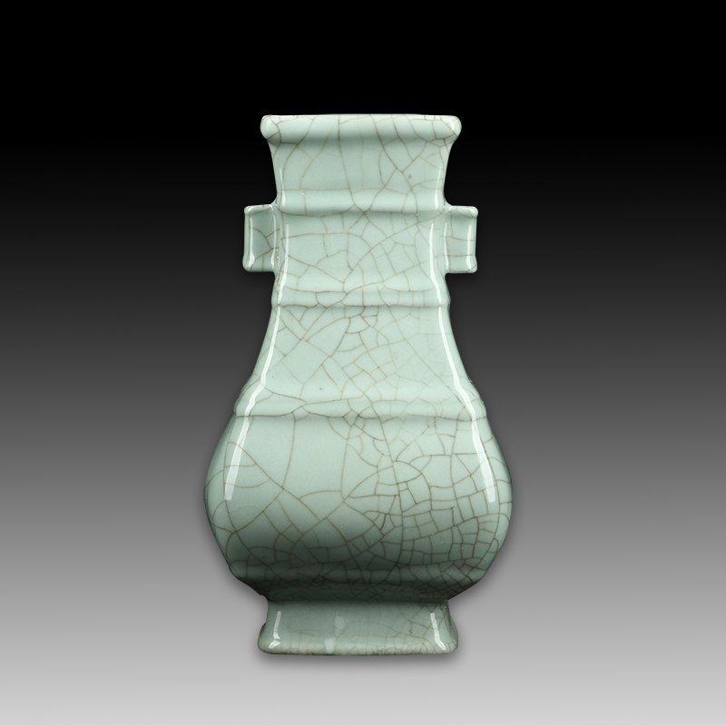Chinese Ge kiln Porcelain Vase