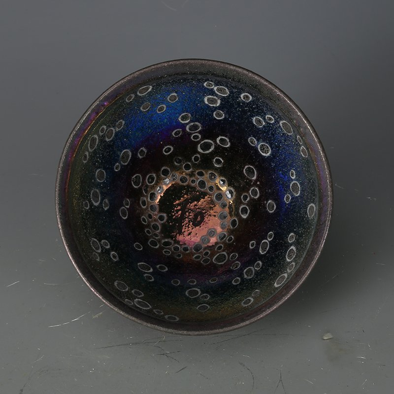 Chinese Pottery Tea Bowl