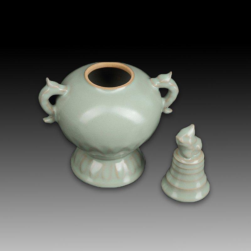 Chinese Ru kiln Porcelain Vase - 2