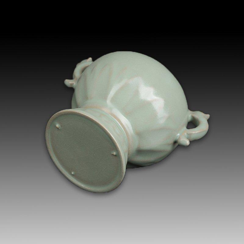 Chinese Ru kiln Porcelain Vase - 3