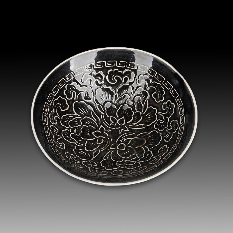 Chinese Ding Yao Porcelain Tea Bowl - 5