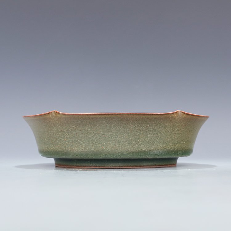 Chinese Guan kiln Porcelain Plate - 3