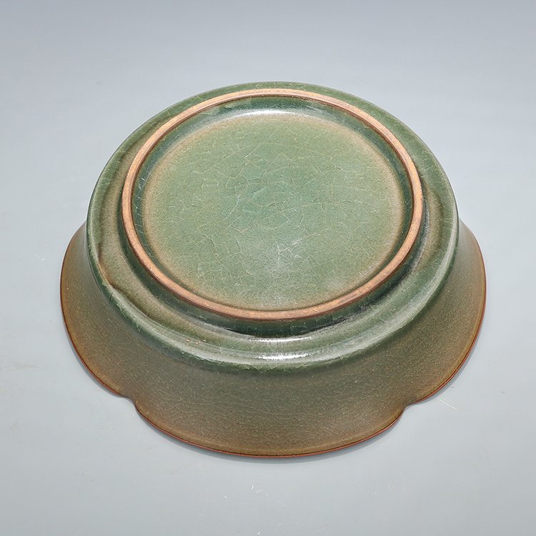 Chinese Guan kiln Porcelain Plate - 7
