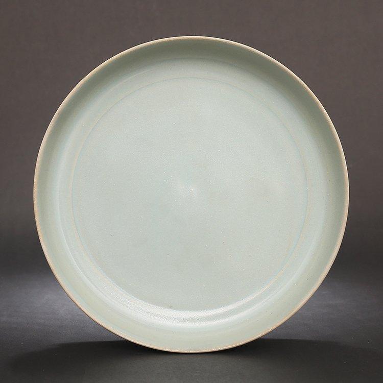Chinese Ru kiln  Porcelain Plate