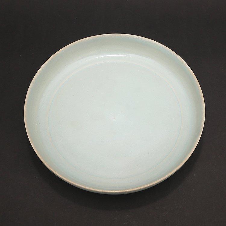 Chinese Ru kiln  Porcelain Plate - 2