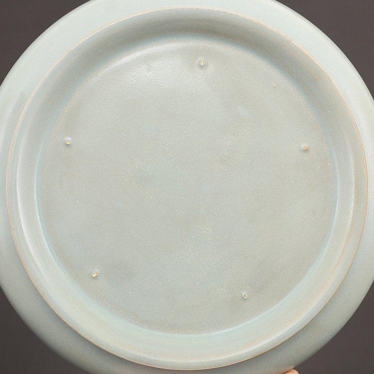 Chinese Ru kiln  Porcelain Plate - 3