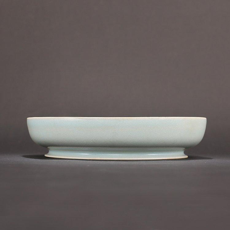 Chinese Ru kiln  Porcelain Plate - 4