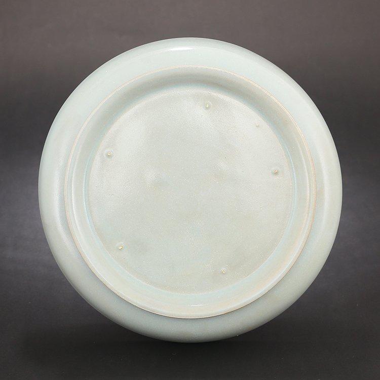 Chinese Ru kiln  Porcelain Plate - 5