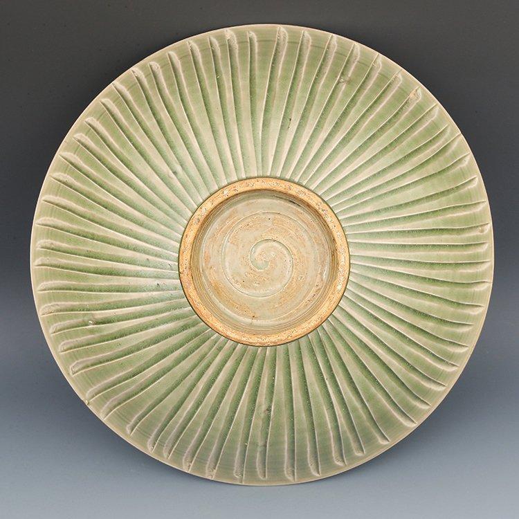 Chinese  Yaozhou  Kiln Porcelain Bowl - 2