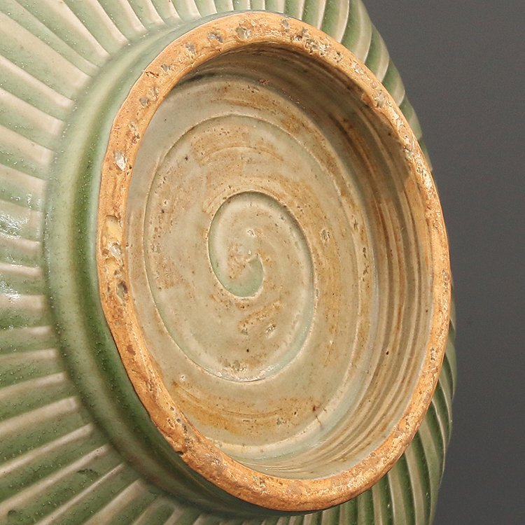 Chinese  Yaozhou  Kiln Porcelain Bowl - 4
