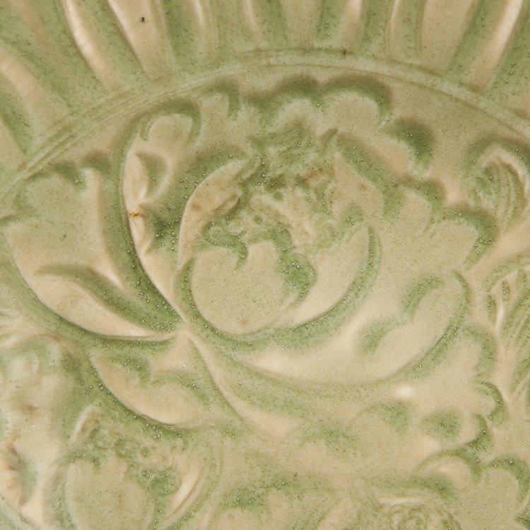 Chinese  Yaozhou  Kiln Porcelain Bowl - 6