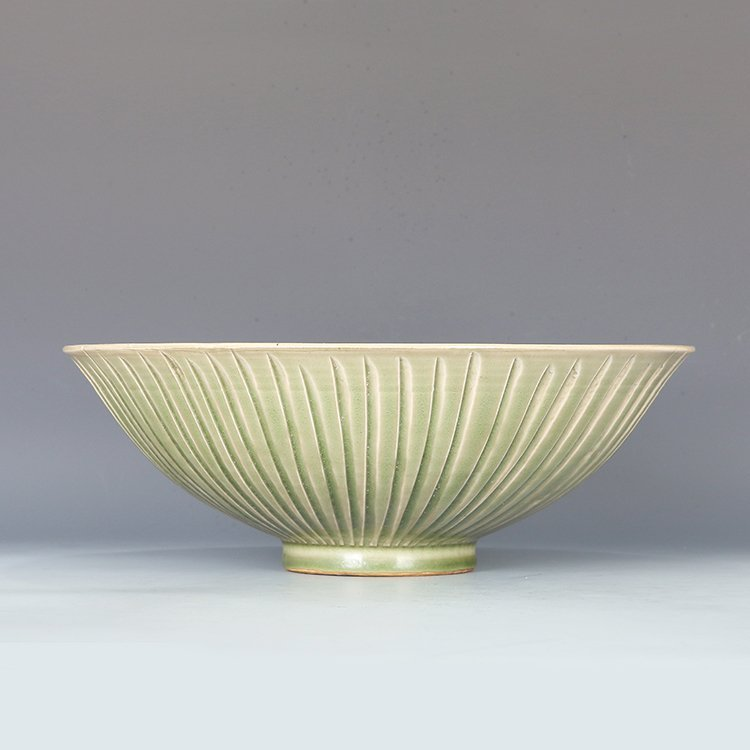 Chinese  Yaozhou  Kiln Porcelain Bowl - 7