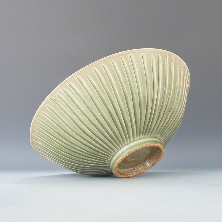 Chinese  Yaozhou  Kiln Porcelain Bowl - 8