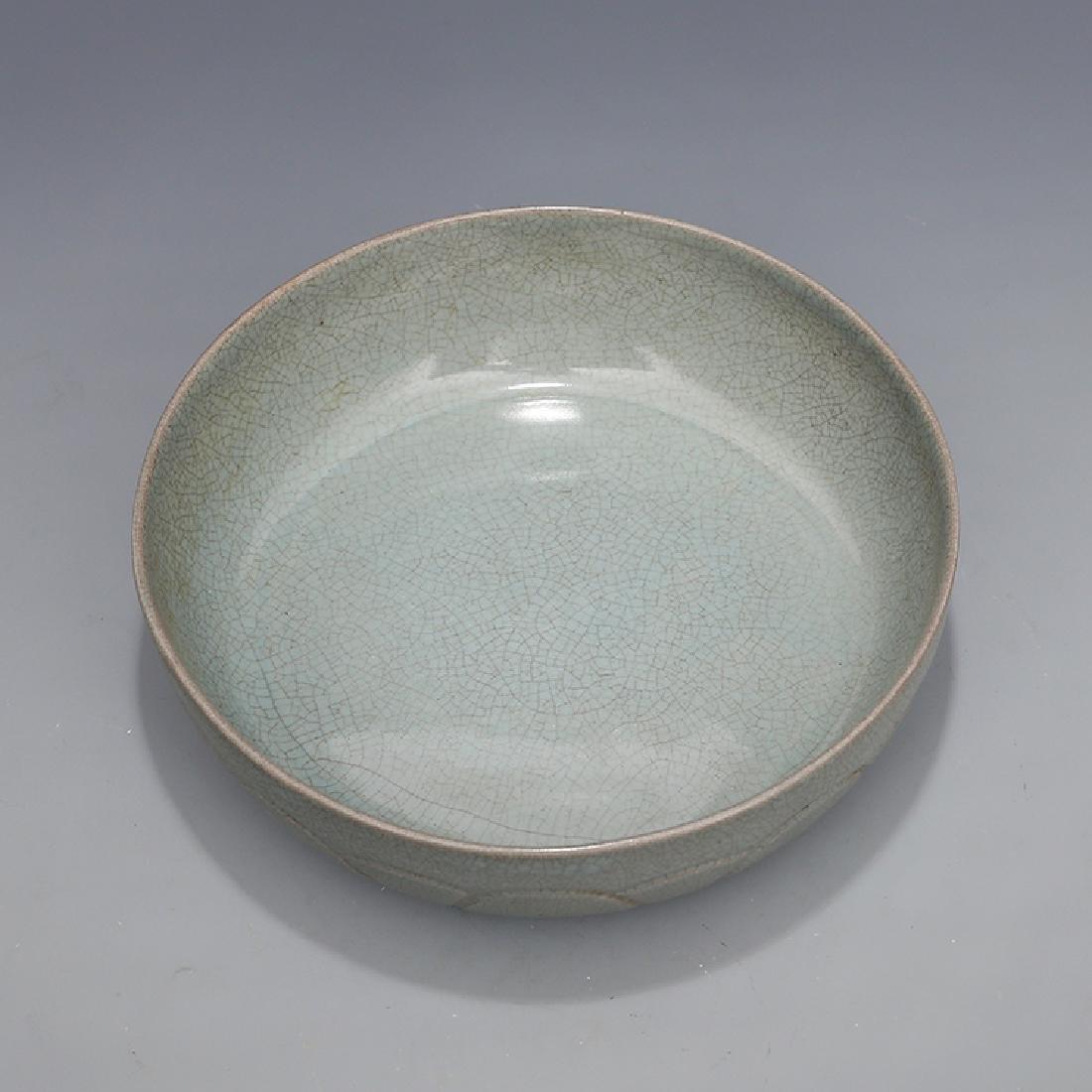 Chinese Ru kiln Porcelain Brush washer - 5