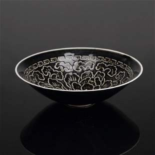 Chinese Ding Yao Porcelain Tea Bowl