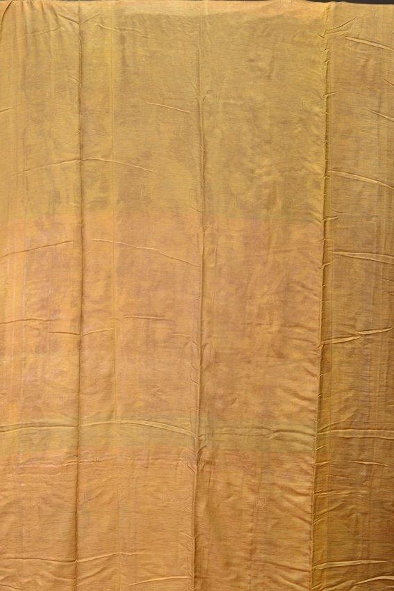 Seven of silk buddhist thangkas - 10