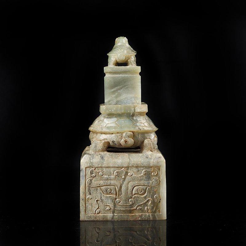 The han dynasty the tortoise big seal - 5