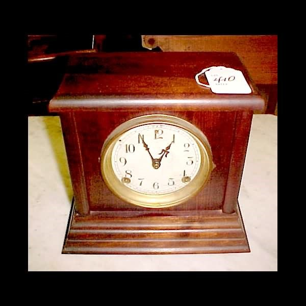 410: Sessions Mantle Clock