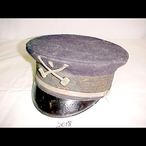 2018: Old MWFA Firefighter's Parade Hat