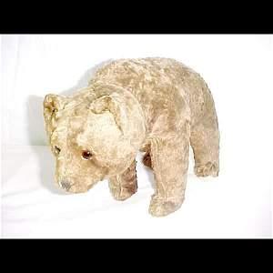 2049: Early Steiff Brown Bear