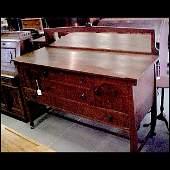 2093: Mission Oak Arts & Crafts Sideboard