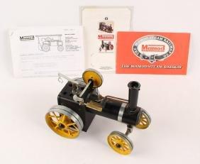 20TH CENTURY MAMOD MODEL STEAM ENGINE