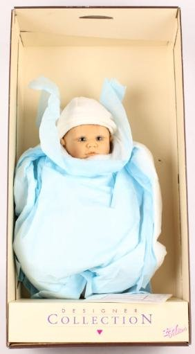 "ZAPF CREATION ROLANDA HEIMER ""BILLE"" BABY DOLL"