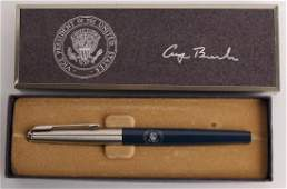 VICE PRESIDENTIAL GEORGE H W BUSH SIGNING PEN