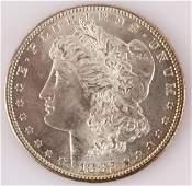1882 SAN FRANCISCO MORGAN SILVER DOLLAR HIGH GRADE