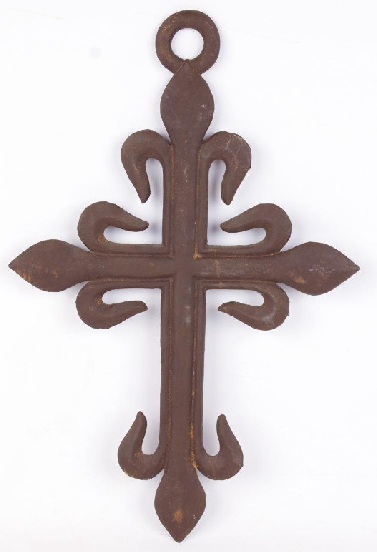 GOTHIC IRON CROSS