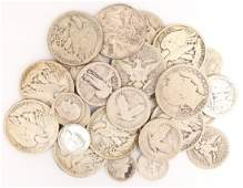 855 FACE VALUE UNITED STATES 90 SILVER COINS