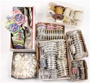 BULK JEWELRY MAKING SUPPLIES  WIRE CHAINS  MORE