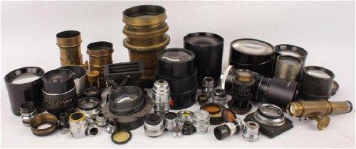 Microscopes & Lab Equipment
