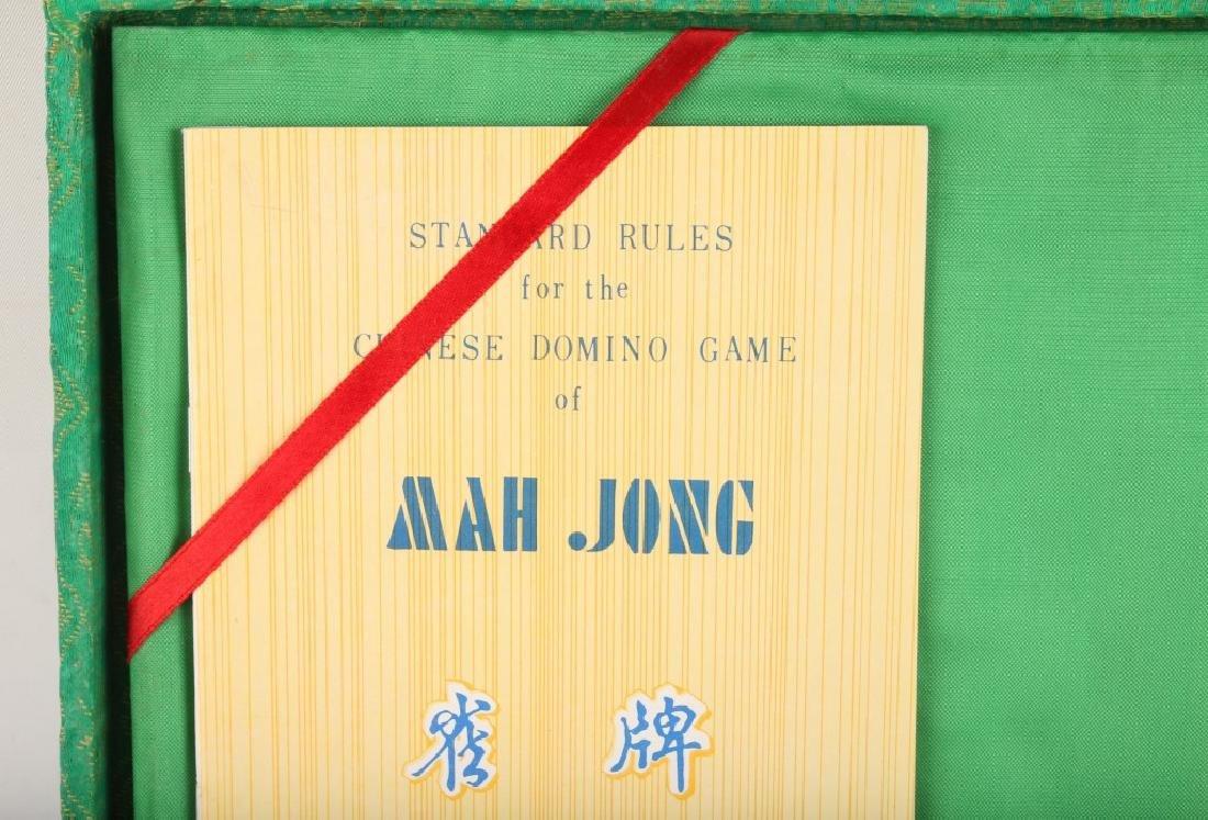 COMPOSITE CHINESE MAH JONG SET - 3