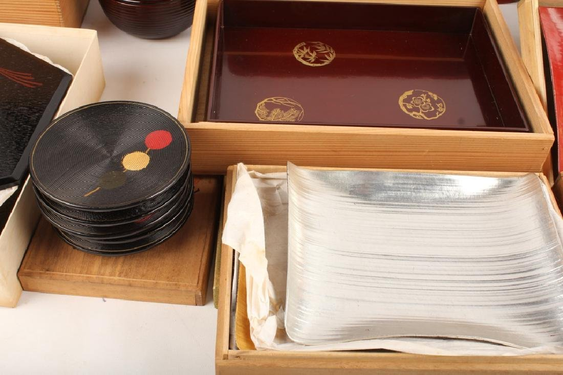 KYOTO HEIAN ZOHIKO JAPANESE LACQUERWARE - 5