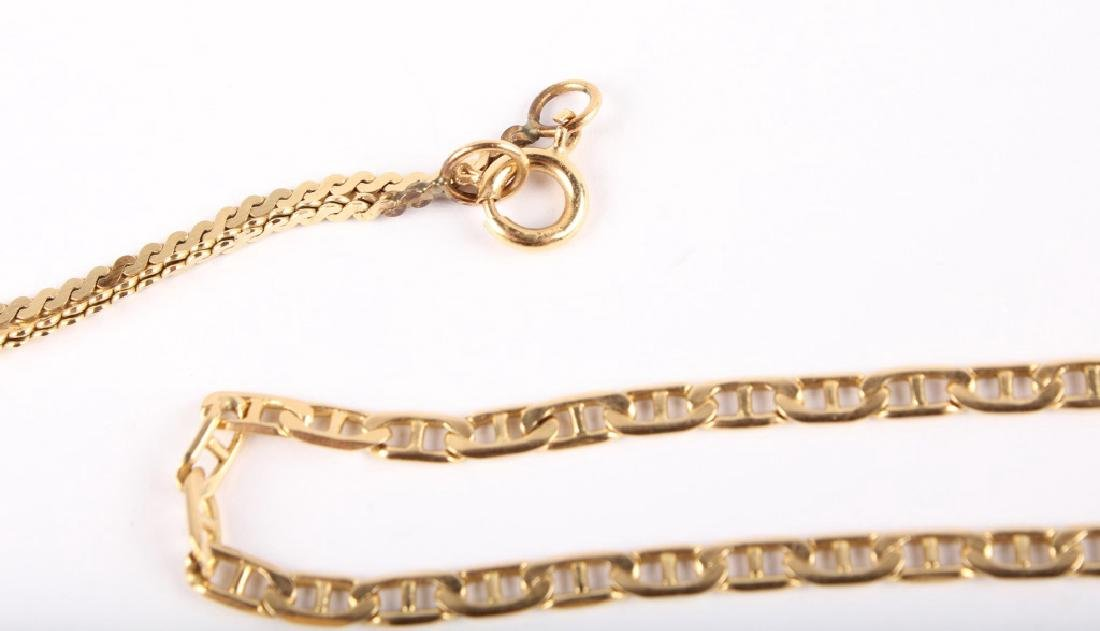 MIXED 14K GOLD JEWELRY - 5