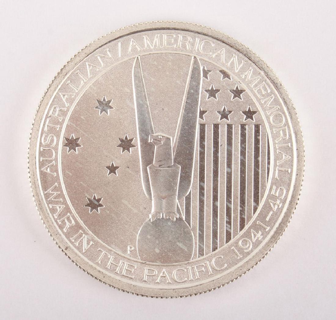 2 AUSTRALIAN 2013 HALF OUNCE SILVER 50 CENT COINS - 2