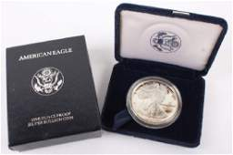 1994 P AMERICAN EAGLE SILVER ONE OUNCE PROOF COIN